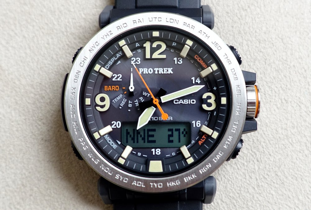 3a4c457a3 Hodinky Casio PRO TREK PRG-600 - kalibrace kompasu | Vladimír Klaus BLOG