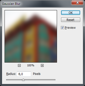 Photoshop - Interakce Substract, obr. 3